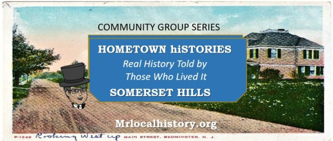 Hometown HiSTORIES - Mr. Local History Project