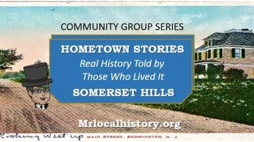 hometown stories mr local history project