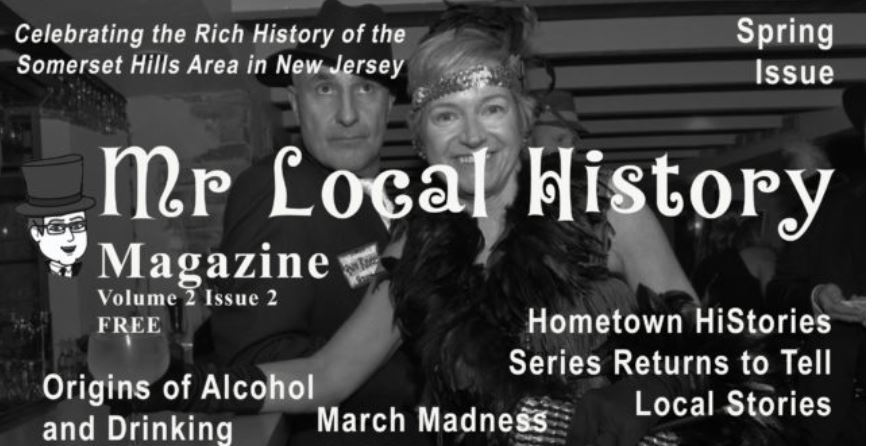 Mr Local History Magazine Vol 2 Issue 2 #HGOAT