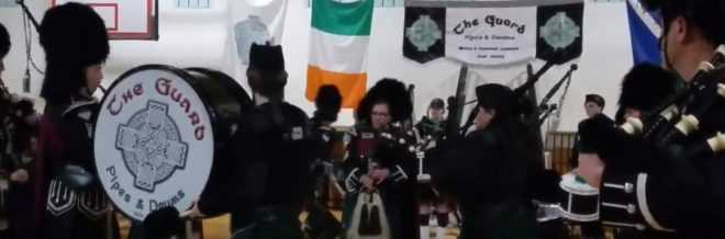 The Guards Pipes and Drums - Mr Local History
