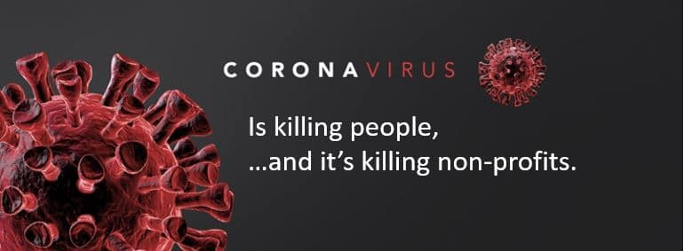 The Covid 19 Corona-Virus-is-also-killing-non-profits-mr-local-history-project-501c3