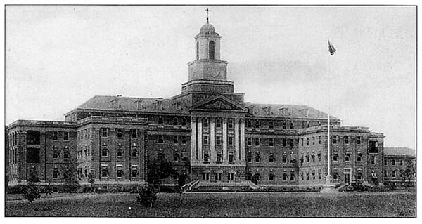 US Veterans Administration Hospital c1932