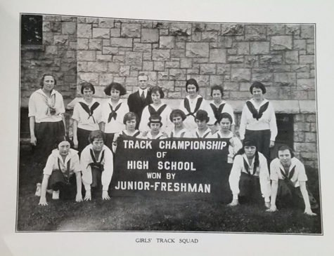 Bernards High School c.1921