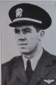 Lieutenant Austin P Spencer 1943