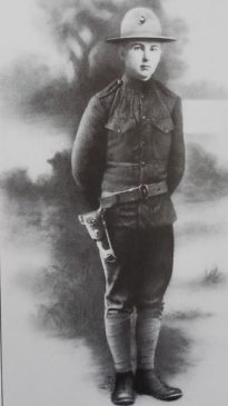 Sergeant William B. Neill KIA in St. Michiel France 1918