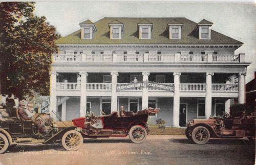 Bernardsville's Claremont_Hotel c1910