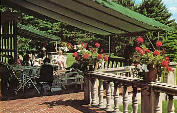 The Kate Macy Ladd Convalescence at Natirar c .1977