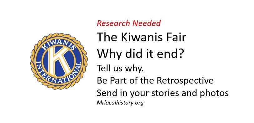 Retrospective: The Kiwanis Fair in Basking Ridge - Mr. Local History