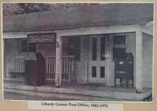 Liberty Corner Post Office 1975