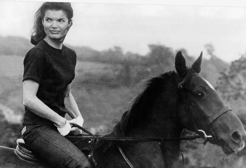 Jackie Kennedy c1968