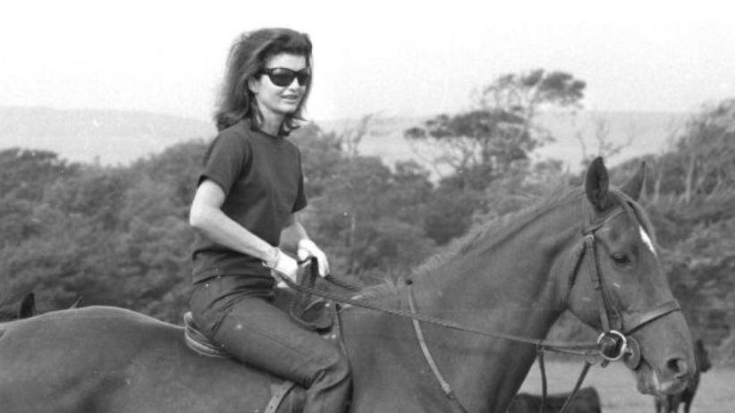 Jackie Kennedy c1970 Irish Times