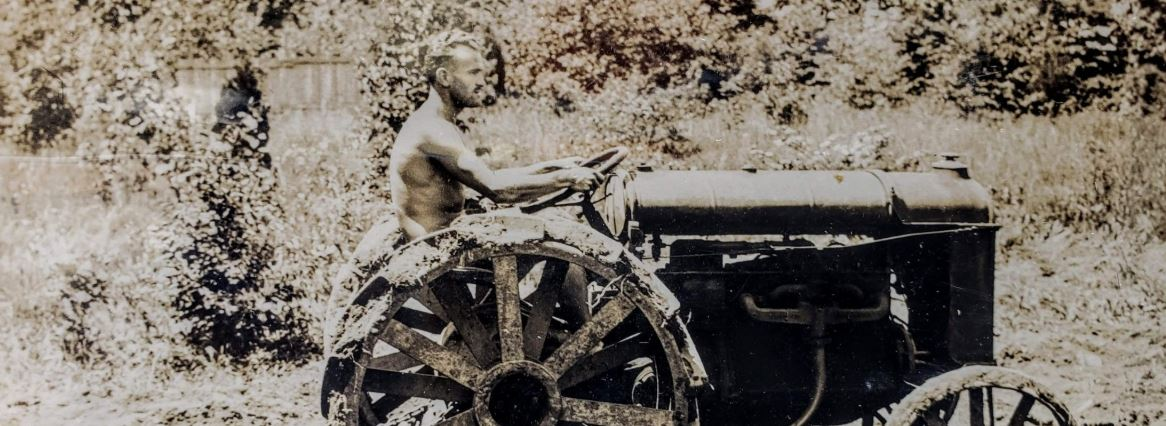 Nude Tractor - Sky Farm Archives - Mr Local History Project
