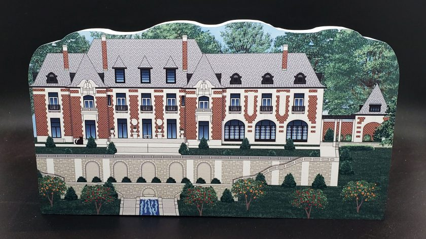 The iconic Blairsden Estate in Peapack New Jersey is one of the best examples of Beaux Arts architecture in the United States - Get your keepsake while supplies last.