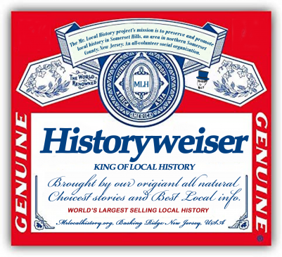 Historyweiser Merchandise - Get yours today - Mr Local History