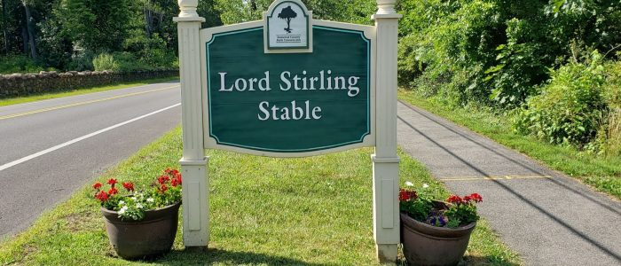 Lord Stirling Stable in Basking Ridge, New Jersey