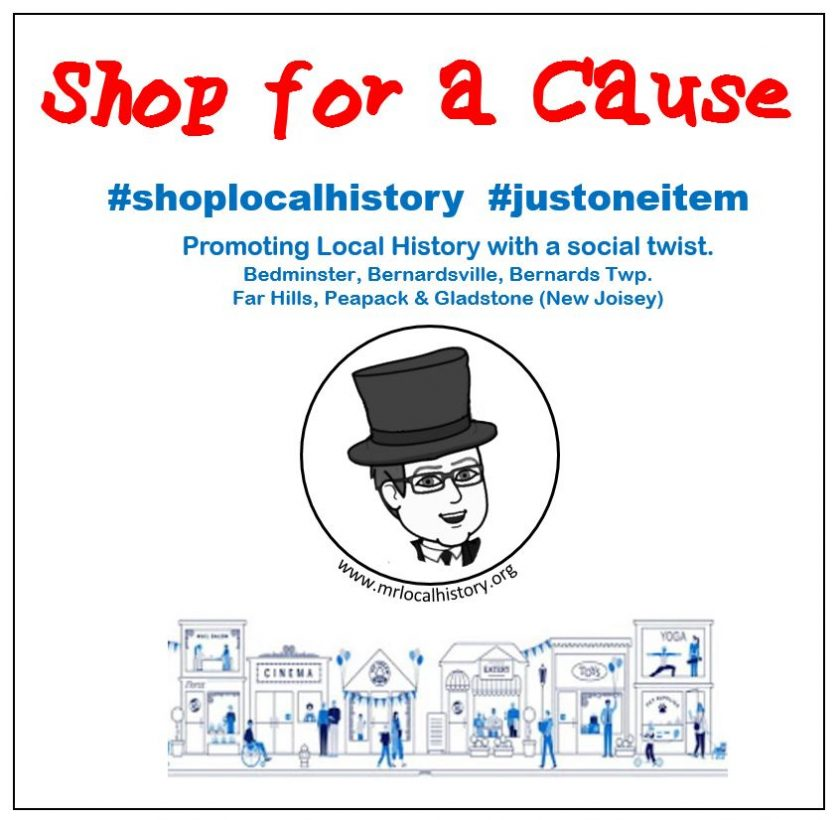 Shop for a Cause - Mr Local History Project