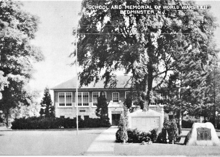 Bedminster School postcard 1970