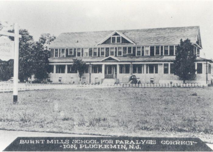 Matheny School on Burnt Mill Road -1900-1930