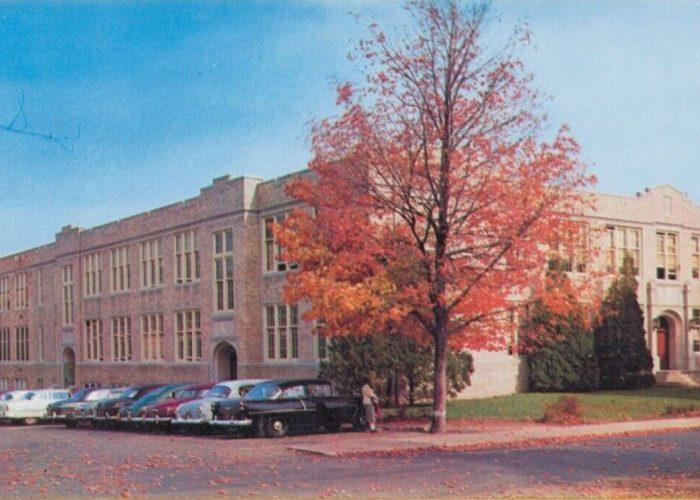 Bernards High School c1960
