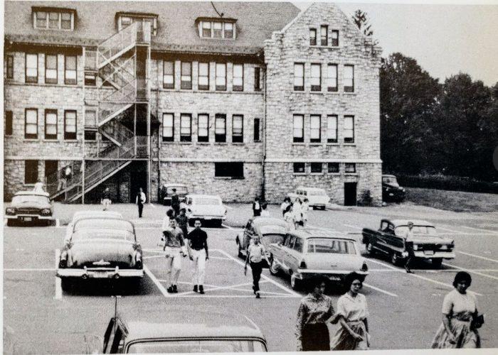 Bernardsville's Olcott School 1964