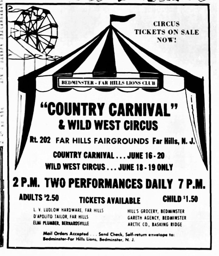 Bville-News-Far-hills-Fairgrounds-June-1970 Mr Local History Project
