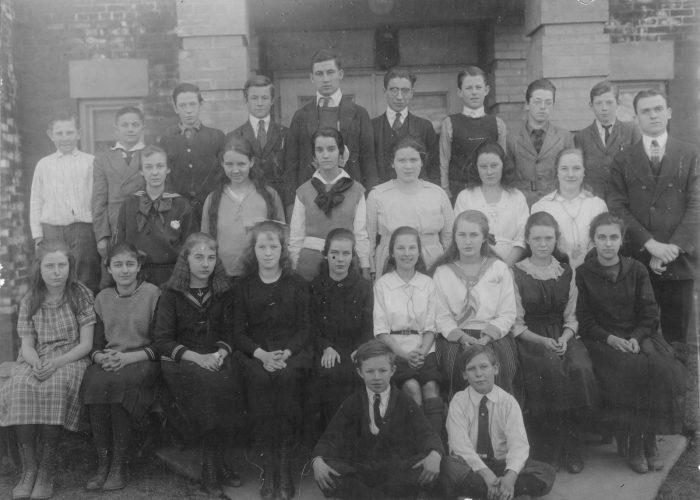 ar Hills Grammar School, grades 6-8, 1921