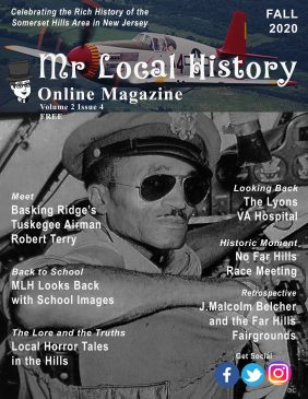 Mr. Local History Magazine – a free magazine with stories about local history and events in New Jersey.