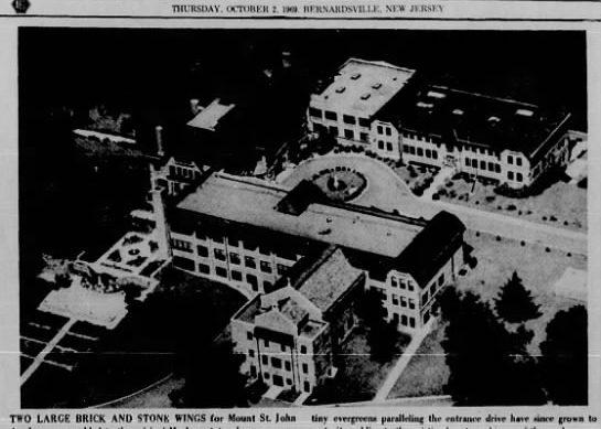 Mt. St John Academy in Gladstone