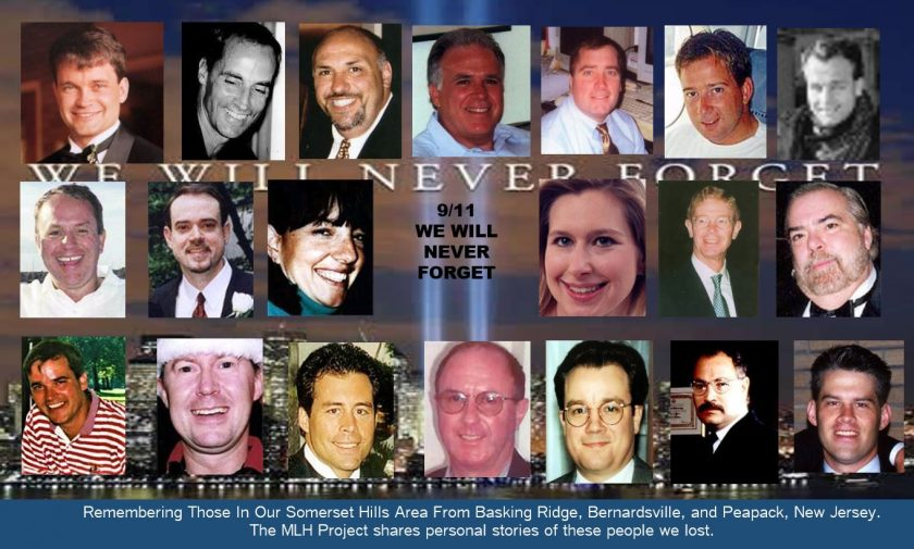 The family we lost on 9/11