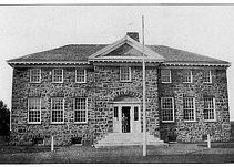 Liberty Corner School c1905 - oldest continuous school in the district