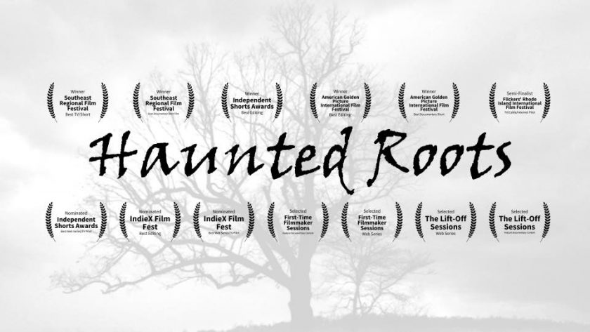 Mr Local History Project presents Haunted Roots Filmmakers to a virtual event