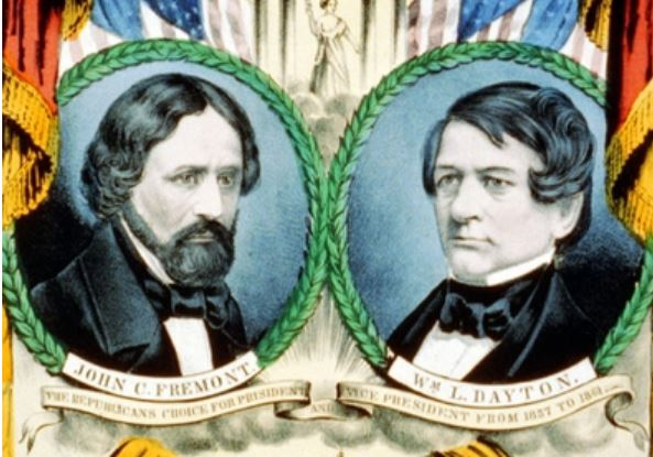 Mr Local History explores the 1856 Presidential election