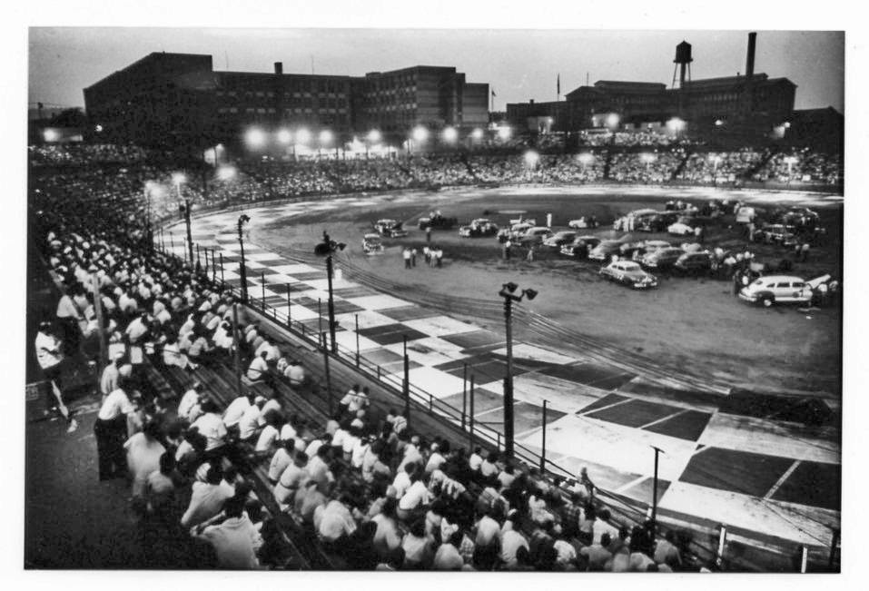 Lost Raceways of New Jersey - Paterson's Hinchcliffe Stadium