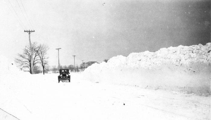 Bedminster 1925 snowstorm - NJDH