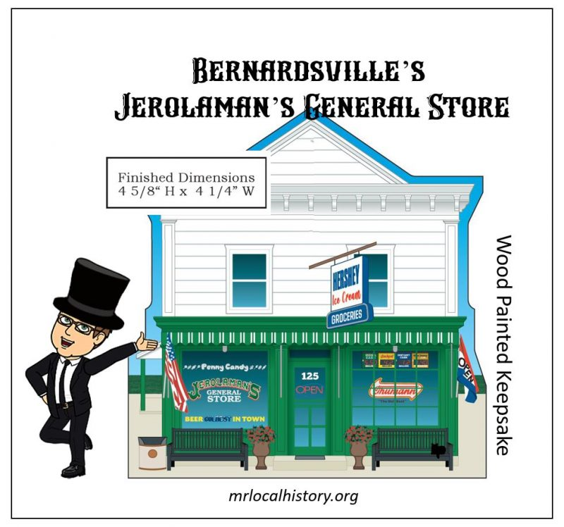 Jerolamans General Store PR Mr Local History