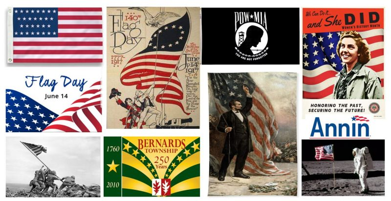 Flag Day - Annin Flag Company - Annin Liberty Corner - Mr Local History Project