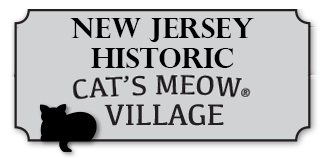 This image has an empty alt attribute; its file name is New-Jersey-Historic-Cats-Meow-Village-Logo.png