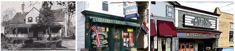 Bernardsville History Keepsakes Mr Local History