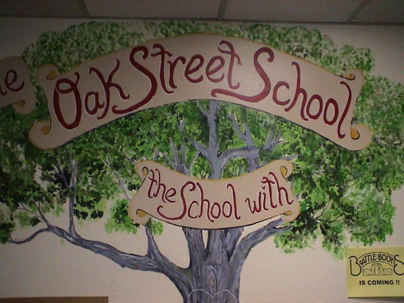 2004 in the Oak Street School