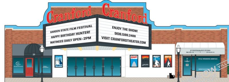 The Cranford Theater will be coming out soon!