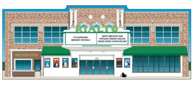 Rialto Theater Westfield Mr Local History v1