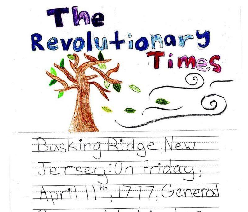 Tree Views Story - Basking Ridge Historic Oak Project Book