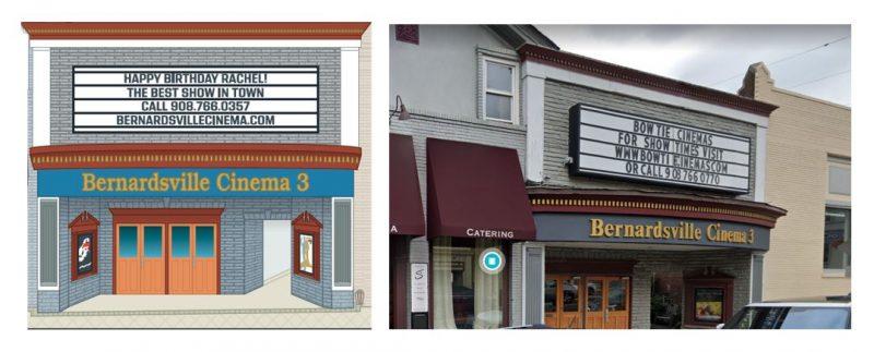 Bernardsville Cinema - Mr Local History Project