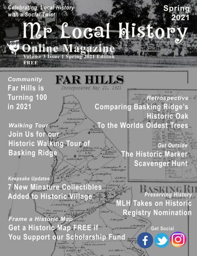 Mr Local History Magazine Vol 3 Issue 1 Spring