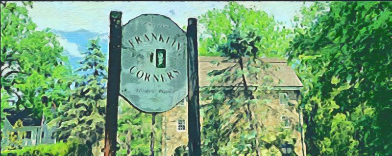 Franklin Corners District Art Brooks Betz