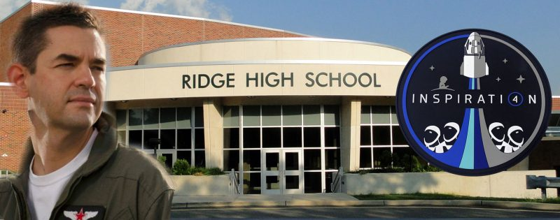 Leaving after his freshman year at Ridge Hight School, Jared Isaacman went on a path to be the the greatest non Ridge High School student to ever attend .