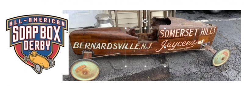 Retrospective: The Soap Box Derby in Somerset County NJ