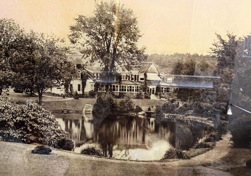 William Childs 1906 Willmere Estate