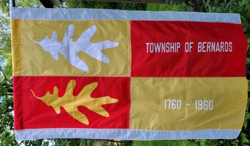 Bernards-Flag 200th-Anniversary-Mr-Local-History