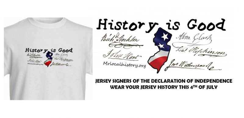 It's All About Jersey History this 4th of July